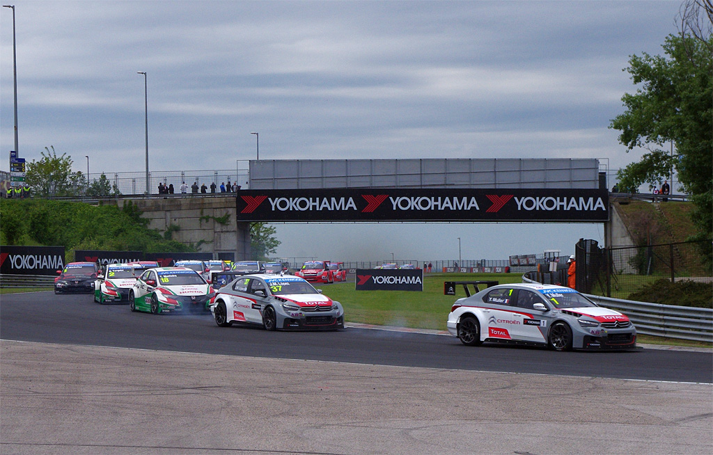 World Touring Car Championship De Har